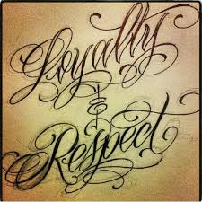 loyalty and respect art pinterest respect tattoo and tatting