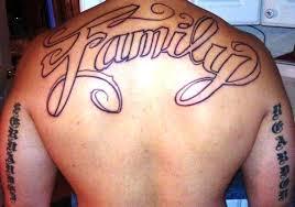 upper back family tree tattoo for men photo 2 2017 real photo