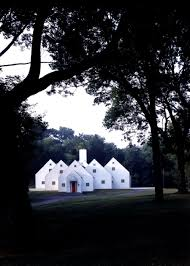 the fletcher residence is a surprising house of eight gables in