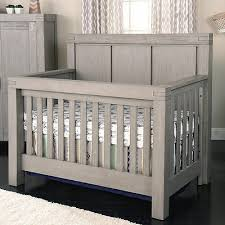 oxford baby piermont 4 in 1 convertible crib rustic stonington