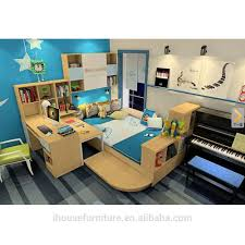 homemade cartoon design baby bookshelf kids bedroom furniture
