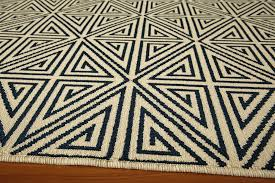 White And Black Area Rug Flooring Elegant Rug In White And Black By Momeni Rugs For Floor