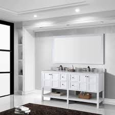 Gray Vanity Bathroom Size Double Vanities Bathroom Vanities U0026 Vanity Cabinets Shop