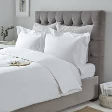 melbury bed linen set bedroom offers the white company uk