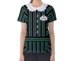 Haunted Mansion Costume Mermaid Princess Inspired Women U0027s Costume Shirt Made To