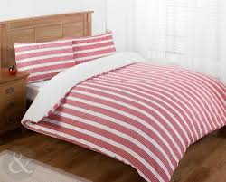 Premium Duvet Covers Nautical Bedding Luxury Poly Cotton Duvet Cover Set Striped Bed