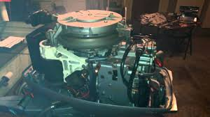 1981 evinrude 25 hp rebuild youtube