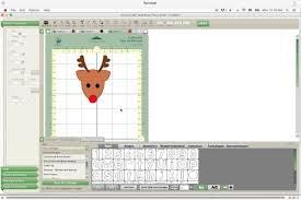 Cricut Craft Room Software - no cartridge cricut tutorial reindeer quick and easy youtube