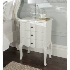 Distressed White Table Bedroom Furniture Classic Nightstand Distressed White Bedside