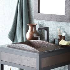 20 Inch Bathroom Vanity by Eclipse Copper Bathroom Sink Native Trails