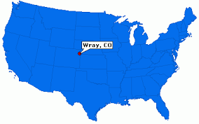 wray colorado map wray colorado city information epodunk