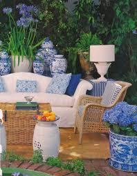 unique outdoor furniture ideas ceramic garden stools add