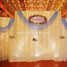 Bedroom Wall Fairy Lights Cheap Decorative Led Curtain Light Led Light Curtain Wall Wedding