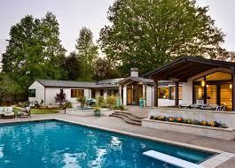 Swimming Pool Ideas For Backyard Unbelievable Transitional Swimming Pool Designs Your Backyard Needs