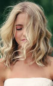 2014 wavy medium length hair trends summer hairstyles and haircuts for women shoulder length haircuts