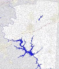 County Map Of North Carolina Bridgehunter Com Davidson County North Carolina
