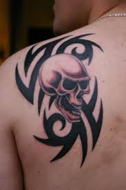 19 bold skull tattoos me now