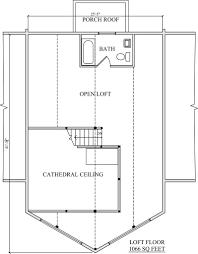 open loft floor plans log home plan 01843 katahdin cedar log homes floor plans