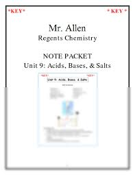 notes uint 9 abs 2012 key pdf chemistry with n a at clep