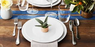 Casual Table Setting Table Setting Homesalaska Co