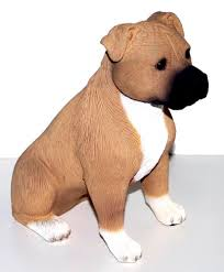 american pitbull terrier figurines pitbull dog sculpture prints and figurines for sale