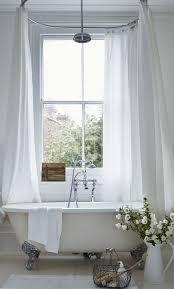 Design Clawfoot Tub Shower Curtain Rod Ideas Best 25 Clawfoot Tub Shower Ideas On Pinterest Clawfoot Tub