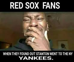 Red Sox Memes - 10 best memes of giancarlo stanton traded to the new york yankees