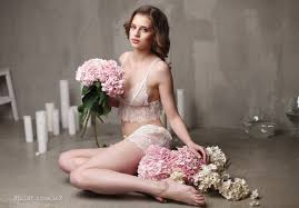 Honeymoon Lingere Lace Bra With Lace Brief F7 Lingerie Set Bridal By Apilat On Zibbet