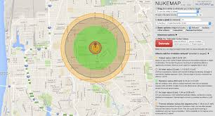 Chernobyl Fallout Map by See How Much Of Louisiana A Nuclear Bomb Would Destroy If It Hit