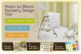 an online nursery designing tool babycenter blog