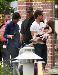 Tom Cruise Mansion by Suri Cruise Bull Baby Photo 2236972 Celebrity Babies Connor