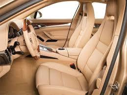 porsche panamera seats used 2011 porsche panamera 4dr hb carolina wp0aa2a76bl012390