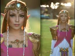 Zelda Halloween Costumes 10 Easy Transformations U0027s Premier Makeup Artist