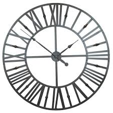 Large Mirrored Wall Clock Luxury Large And Small Wall Clocks