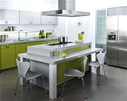 amenagement ilot central cuisine ilot central avec table amenagement ilot central cuisine table de