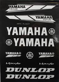 yamaha stickers ebay
