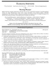 Operation Manager Resume Account Manager Resume Objective Best Business Template
