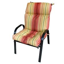 Black Outdoor Chair Cushions Exterior Orange Striped Patterned Fabric Cushion Sets Combined