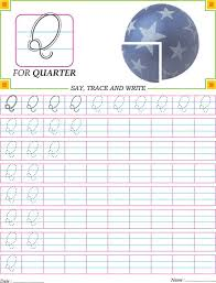 cursive q worksheet free worksheets library download and print