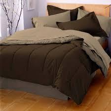 Masculine Bedding Mainstays Down Alternative Comforter Walmart Com