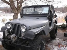 custom kaiser jeep jeep kaiser rare tuxedo park mark iv cj 5 restored with mods go