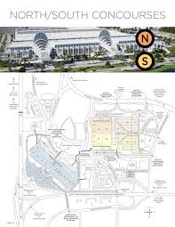 orange county convention center facility floor plans page 20