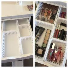 home design makeup storage ideas pinterest shabbychic style
