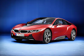 Bmw I8 Blue - next bmw i8 gets a power boost automobile magazine