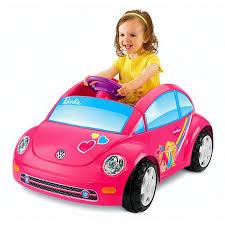 power wheels barbie volkswagen beetle w6209 fisher price
