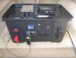 diy solar build the fisher solar generator my power now