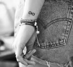 best 25 small infinity tattoos ideas on infinity