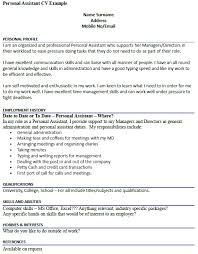 Hobbies Interests In Resume Personal Interests On Resume Examples Personal Personal