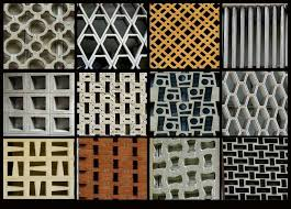 80 best concrete block screens images on design