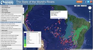 Parana River Map The State Of The World U0027s Rivers International Rivers
